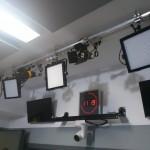 ¿Qué pinta una cámara de TV en un estudio de radio?