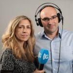 """""""El audio está presente en nuestras vidas en todo momento"""". Eva López y Jorge Maldonado (Goodit)."""