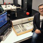 Juanma Ortega: «El podcast es un reto que pasaremos con nota».
