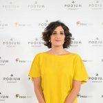"""María Jesús Espinosa de los Monteros: """"Las marcas empiezan a estar convencidas del poder del podcast""""."""