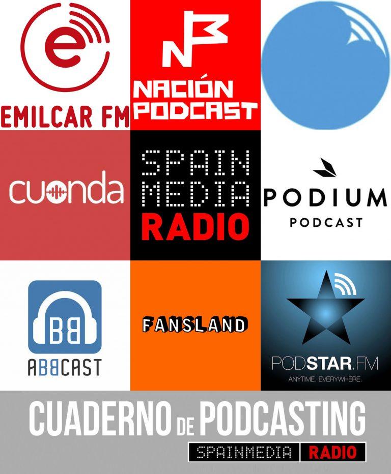 cuaderno de podcasting 01 - las redes de podcast en españa