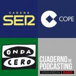 Página 3: Las radios comerciales y el podcasting en España.