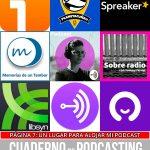 Página 7: Un lugar para alojar tu podcast