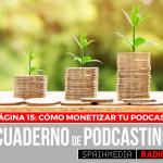 Página 15: Cómo monetizar tu podcast