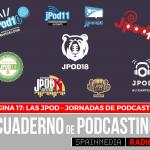 Página 17: Las JPod (Jornadas Nacionales de Podcasting)