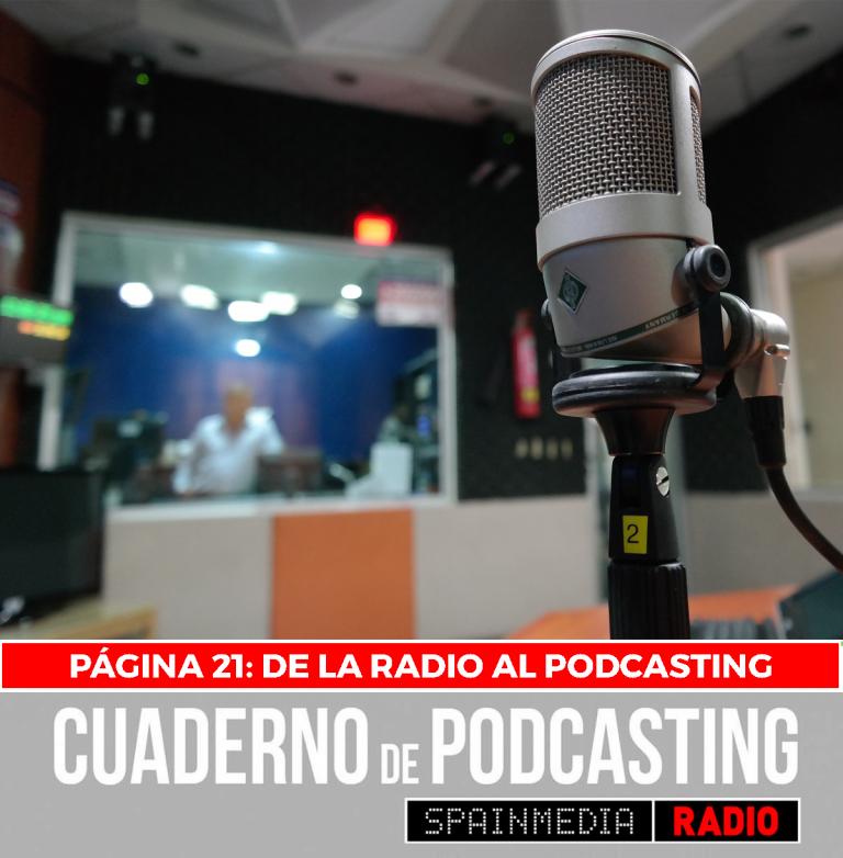 cuaderno de podcasting página 21 de la radio al podcasting