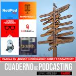 Página 23: ¿Dónde informarme sobre podcasting?