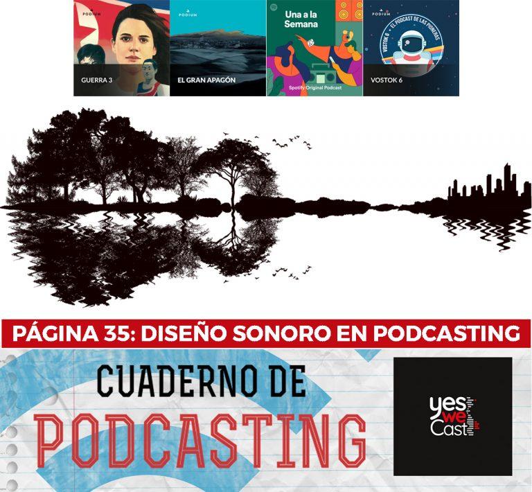 Cuaderno de Podcasting - Página 35 - Diseño sonoro en podcasting